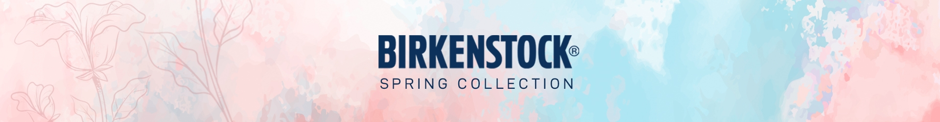 BIRKENSTOCK Spring Collection