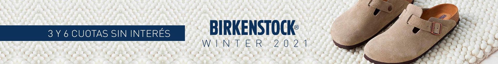 BIRKENSTOCK Winter 2021