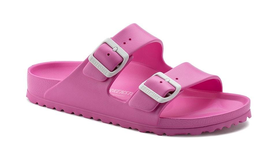 Sandalias Birkenstock Arizona Eva Neon Pink